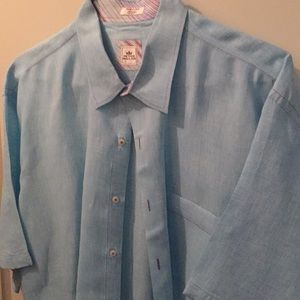 Professionally Dry Cleaned Peter Miller 100% Linen